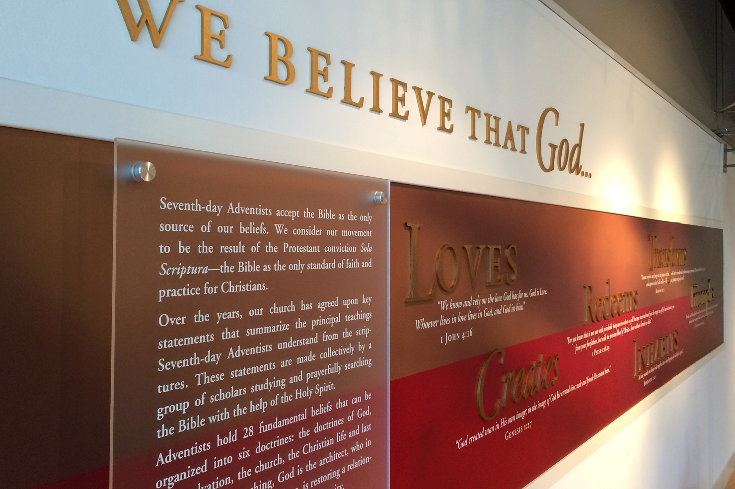 General Conference of Seventh-day Adventists   Dever Designs